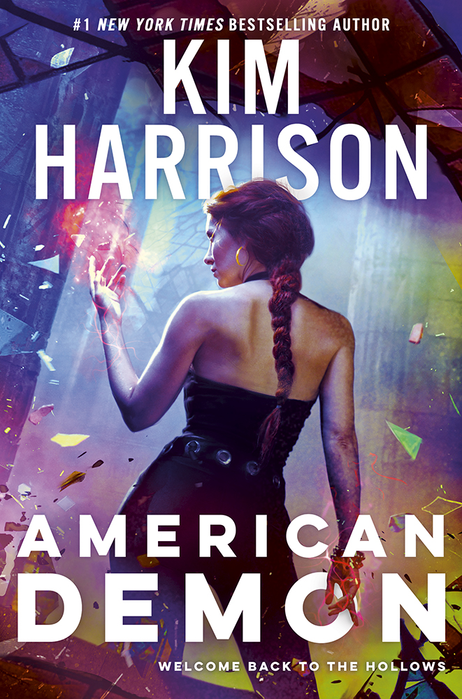 Him Harrison - American Demon